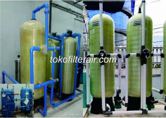 filter air sumur makassar