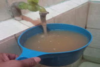 air keruh tidak bisa dikonsumsi